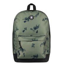 DC Shoes Backstack 18.5L VINTAGE GREEN TIGER AMBUSHMedium Backpack