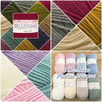 Stylecraft BAMBINO & BELLISSIMA DK Double Knitting Yarn 100g