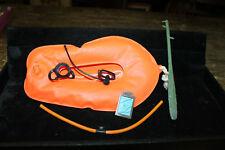 """VINTAGE GI JOE Adventure Team 12"""" Accessories Raft Scuba Mask Map Paddle 1970s"""