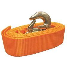 Funi arancione per traino da auto
