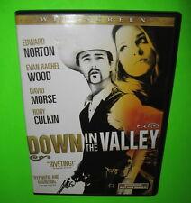 Down In the Valley DVD Screener Promo Edward Norton David Morse Rory Culkin 2006