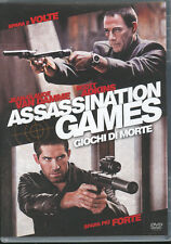 ASSASSINATION GAMES - GIOCHI DI MORTE - DVD (USATO EX RENTAL)