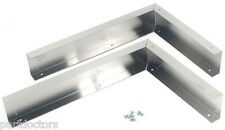 "NEW Universal Filler Kit for 30"" Microwaves in 36"" Opening in Stainless 8171339"