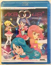 AKB0048: Season One Complete Collection - NEW BLU-RAYS! Free First Class In U.S.
