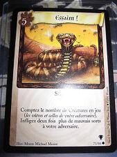 HARRY POTTER COUPE DE QUIDDITCH TCG ESSAIM ! 73/80 COM FRANCAIS MINT