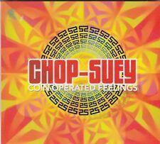CHOP SUEY - coin operated feelings CD