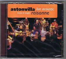 CD NEUF ASTONVILLA LIVE ACOUSTIC