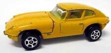 Corgi Juniors Toys Whizzwheels Jaguar E-Type 2+2 gelb Coupe Typ