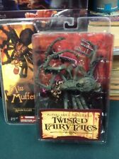TWISTED FAIRY TALES MISS MUFFET ACTION FIGURE MCFARLANE'S MONSTERS NIP 2005