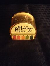 NEW pH Hydrion Papers 2-10 pH Test