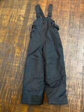 New listing Columbia Youth 6 6X Black ski pants snowboarding bibs overalls Omni Shield