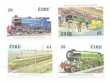 Ireland-Railways set mnh (577/80)