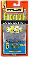 Matchbox World Class Series 20 Premiere Collection '57 T-Bird New On Card