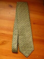 Original UNGARO 100% Woven Silk Tie Made in Italy NEW