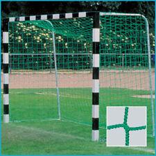 Kleinfeld Fußball Handball Tornetz Netz 3 x 2 m, Tiefe 0,80 / 1,00 m, kl., 4 mm
