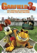 Garfield 3D DVD New Blister Pack