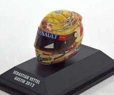 1:8 Minichamps Red Bull Racing Arai helmet GP USA Vettel 2012