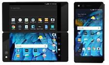 Unlocked New ZTE Axon M Z999 - 64GB  Carbon Black (AT&T) GSM Dual Screen Phone