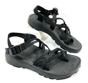 GUC Women's Chaco x2 strap Sport sandals Black Sz 7