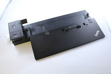 Lenovo ThinkPad Ultra Dock 40A2 with Damaged Kensington lock + 90W power supply