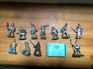 Figurines CITADEL  - années 80 - Warhammer - Knight of law