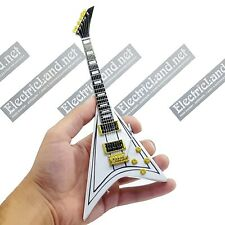 Mini Guitar scale 1:4 Randy Rhoads concorde ozzy miniature gadget collectible