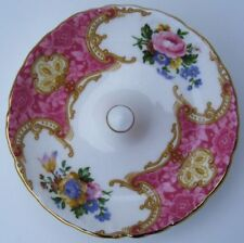 Pink Antique Original Porcelain & China