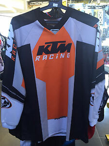 BRAND NEW KTM YOUTH PHASE JERSEY BY THOR KIDS