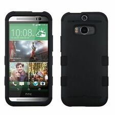 Matte Silicone/Gel/Rubber Cases & Covers for HTC One