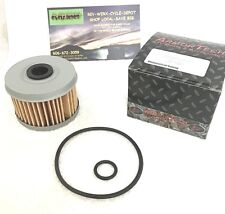 Honda TRX300 FourTrax 300 Oil Filter & Housing Cover O-Rings Set 1988-2000