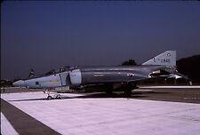 Original colour slide RF-4C Phantom II 65-0940 of 131 TRS Republic of Korea AF