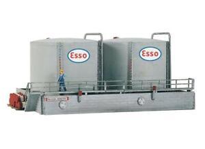 HO Scale Buildings - 61104 -  Fuel Storage Tanks Low
