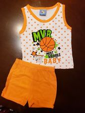 Infant boys short set size 6 months Bnwt! Spring summer � brand new!