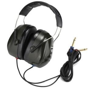 Telephonics Audiometer Air Conduction Audiometric Hearing Headphone Headset3M301