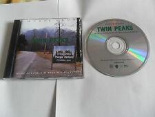 TWIN PEAKS  - Soundtrack (CD ) GERMANY Pressing