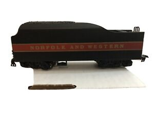 Bachmann HO Scale Norfolk and Western Tender #608