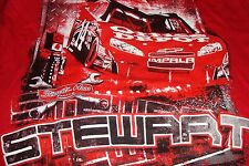 NASCAR Office Depot TONY STEWART Stewart Haas Racing Shirt Adult XL COLLECTABLE