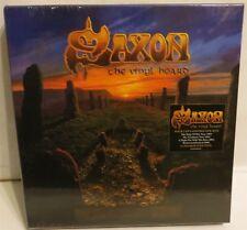 Saxon The Vinyl Hoard 4 LP Box Set  Vinyl Record new
