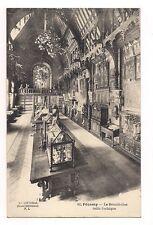 fécamp  la bénédictine   ,salle gothique  76  seine maritime