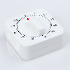 Square Lond 60 Minute Mechanical Kitchen Home Cooking Timer Alarm Clock Tool USA
