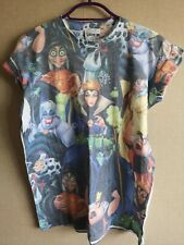 PRIMARK Disney Villains t-shirt - UK SIZE 8