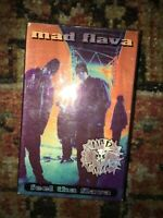 📦FEel Tha Flava [Single] Mad Flava Cassette 1993, Priority Records) sealed NEW