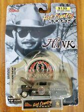 Vintage HOT COUNTRY STEEL DIE CAST HANK WILLIAMS JR