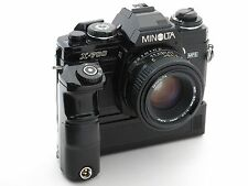 Minolta X-700 Camera 50mm F1.7 Lens & Motor Drive 1 ~ All in Excellent Condition
