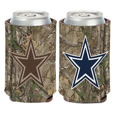 Dallas Cowboys Camo Can Cooler 12 oz.
