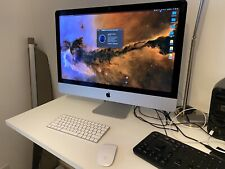 "Apple iMac 27"" 5k 3TB Fusion - Quad Core i7 4GHz 64 GB Ram 4GB Graphics"