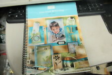 Stampin Up! Idea Book And Catalog 2005-2006