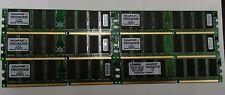 Kingston 256 MB 184 pin DIMM 333 MHz DDR SDRAM Memory (KVR333X64C25/256) PC2700