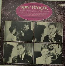 """NOW, VOYAGER - MAX STEINER - CHARLES GERHARDT  12""""  LP (T 8)"""