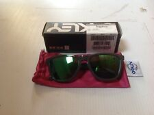 New Oakley Toxic Blast Collection Holbrook Dark Grey w/Jade Iridium OO9013-32